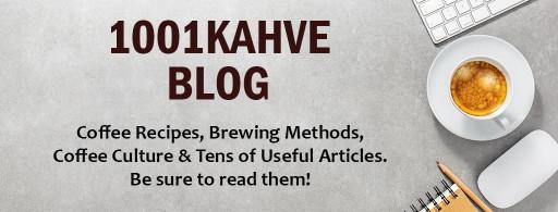 1001Kahve Blog Page