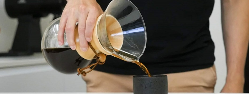 How To Brew Coffee With V60  Chemex?
