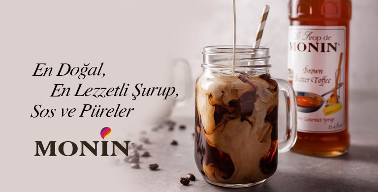 Monin Coffee Syrups