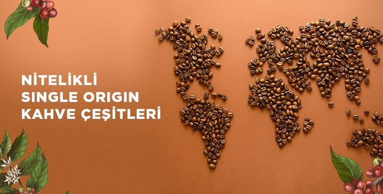 Single Origin Coffee Varieties