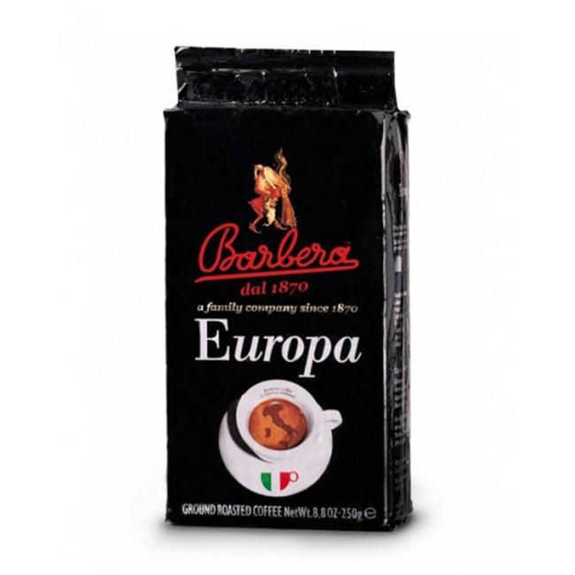 Caffe Barbera Europa Ground Coffee 250g
