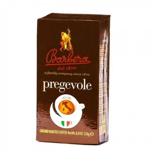 Caffe Barbera Pregevole Ground Coffee 250g