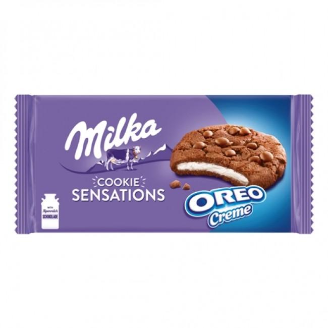 Milka Cookie Sensations Oreo 156g
