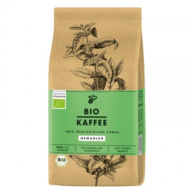 Tchibo Bio Kaffee Ground Coffee 250g