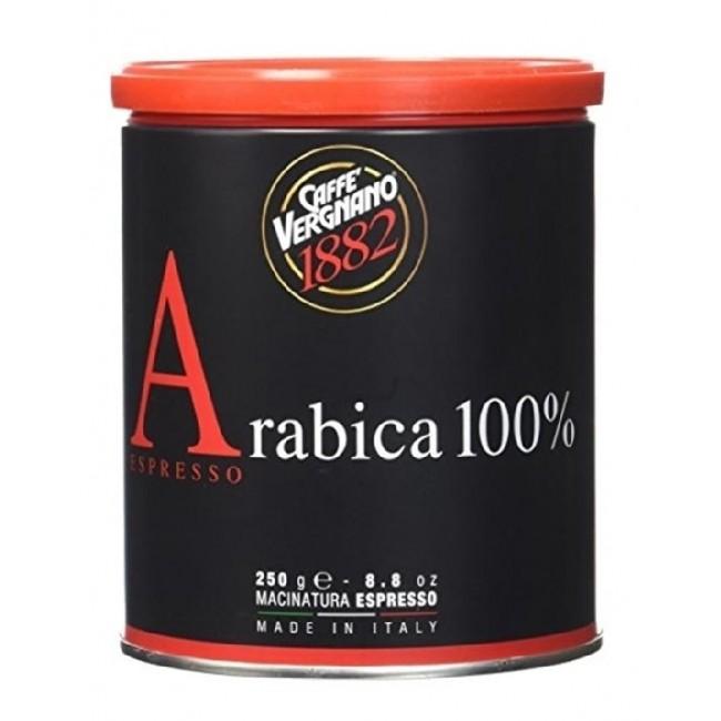 Caffe Vergnano Arabica Espresso Coffee 250g