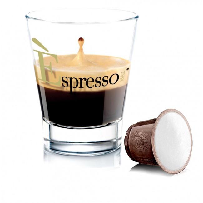 Caffe Vergnano Cremoso Nespresso Compatible Coffee Capsules 10 pcs