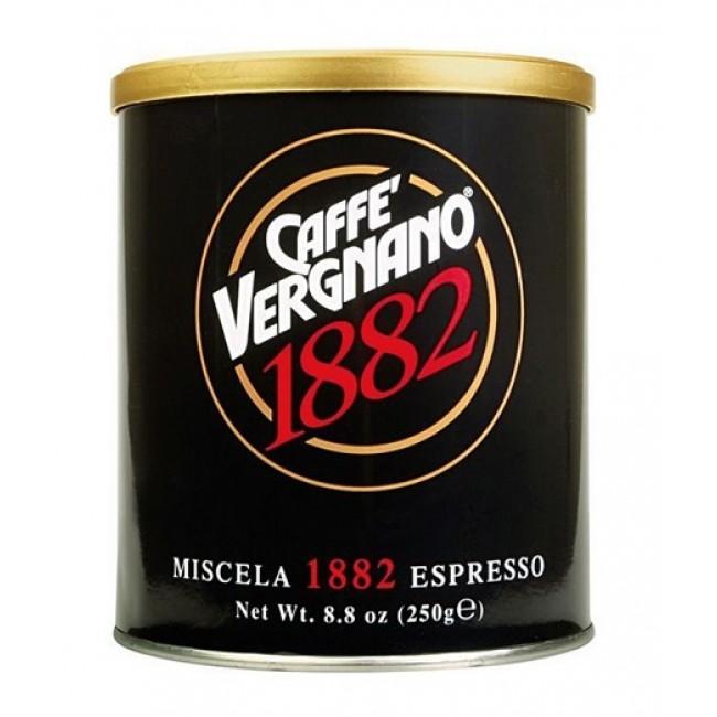 Caffe Vergnano Miscela 1882 Ground Coffee 250g