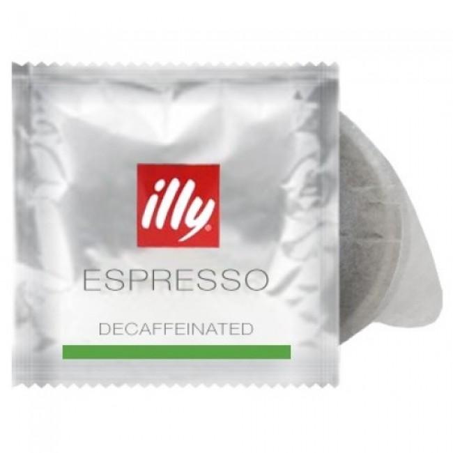 Illy %100 Arabica Decafeinated POD Coffee 18pcs