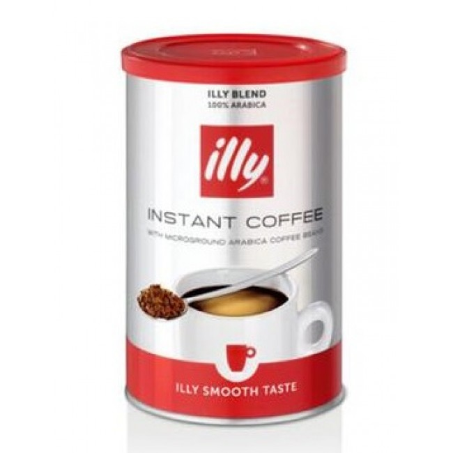 Illy Medium Roast Instant Coffee 95g