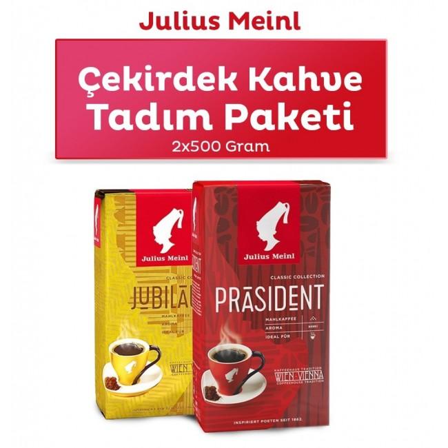 Julius Meinl Whole Beans Tasting Pack 1kg