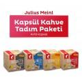 Julius Meinl Nespresso Compatible Capsules Tasting Pack