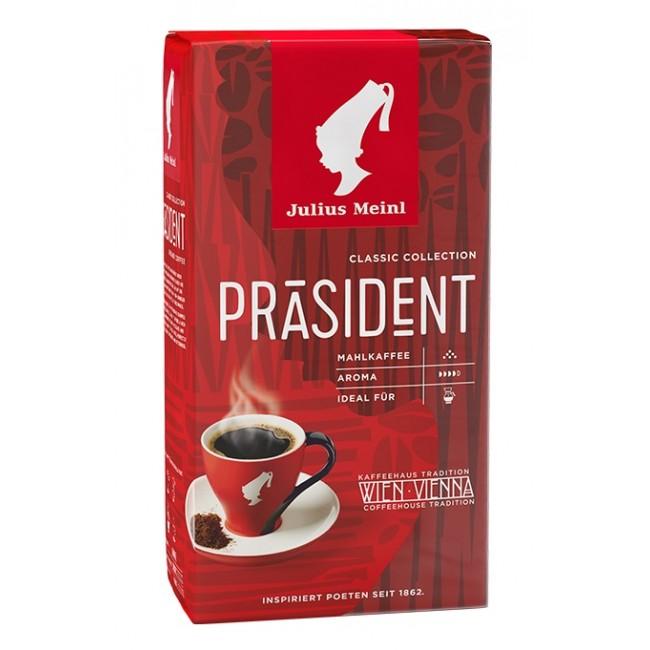 Julius Meinl President Ground Coffee 250g