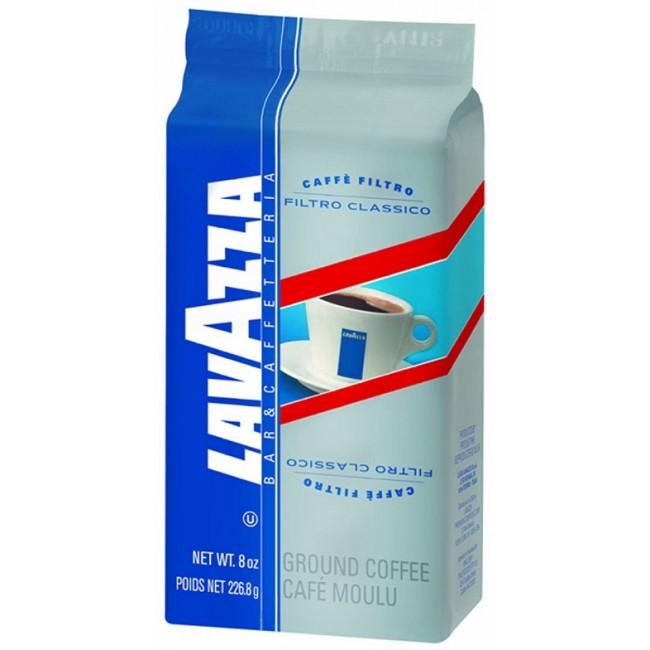 Lavazza Filtro Classico Ground Coffee - 226g