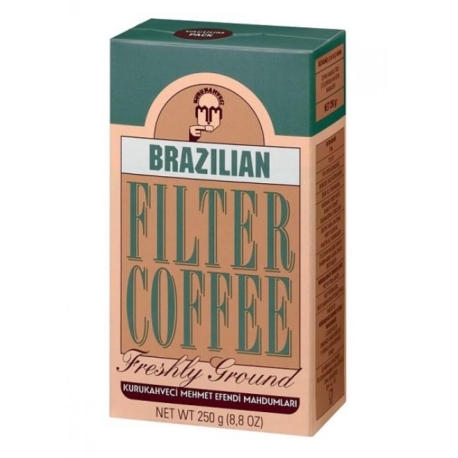 Mehmet Efendi Brazilian Filter Coffee 250g