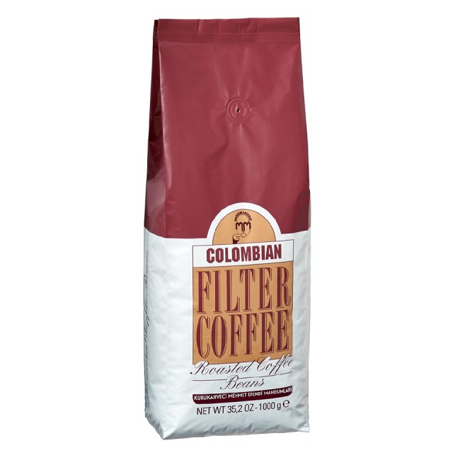 Mehmet Efendi Colombian Filter Whole Beans 1kg