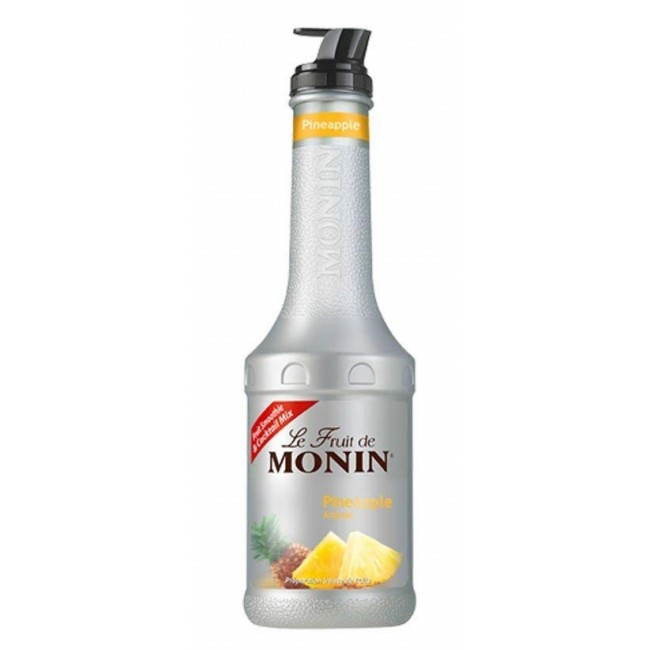 Monin Pineapple Fruit Puree 1lt