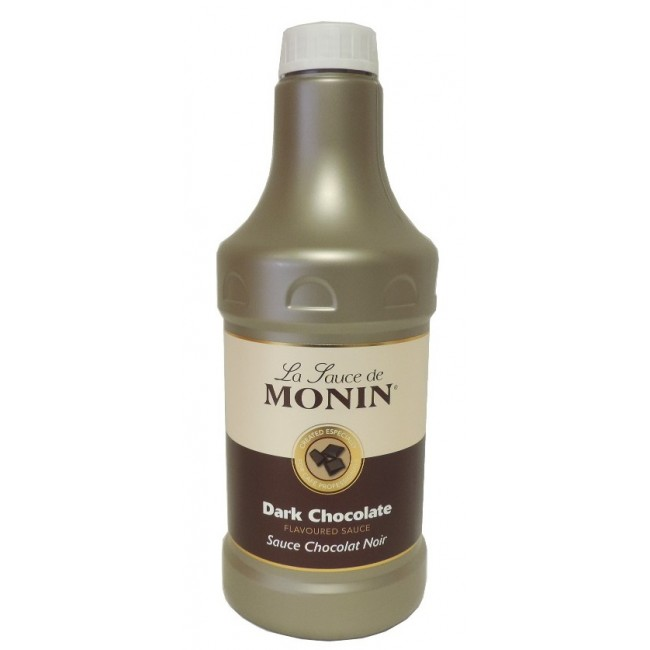 Monin Dark Chocolate Sauce 1.89lt