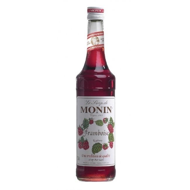 Monin Raspberry Syrup 700 ml