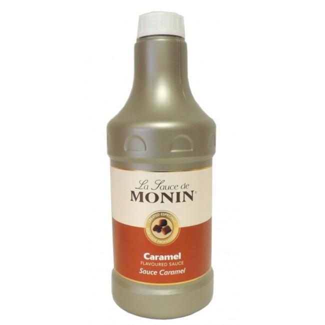 Monin Caramel Sauce 1.89lt