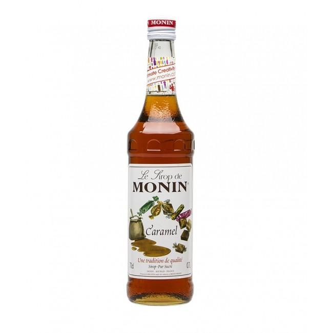 Monin Caramel Coffee Syrup 700 ml