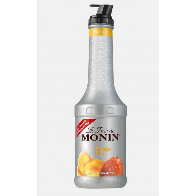 Monin Mango Fruit Puree 1lt