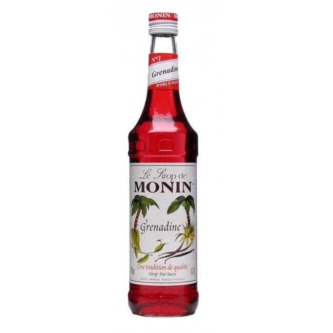 Monin Grenadine Coffee Syrup 700 ml