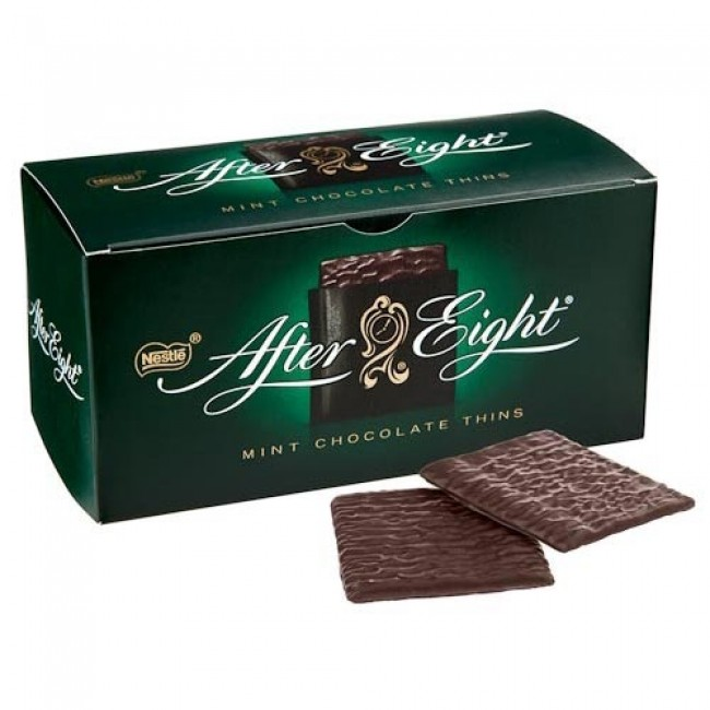 After Eight Classic Chocolate With Mint 200g