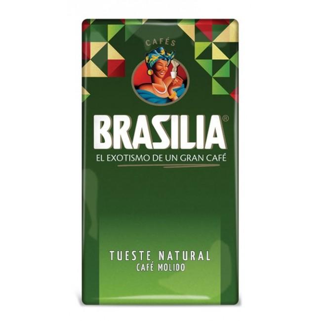 Nestle Brasilia Ground Coffee 500g