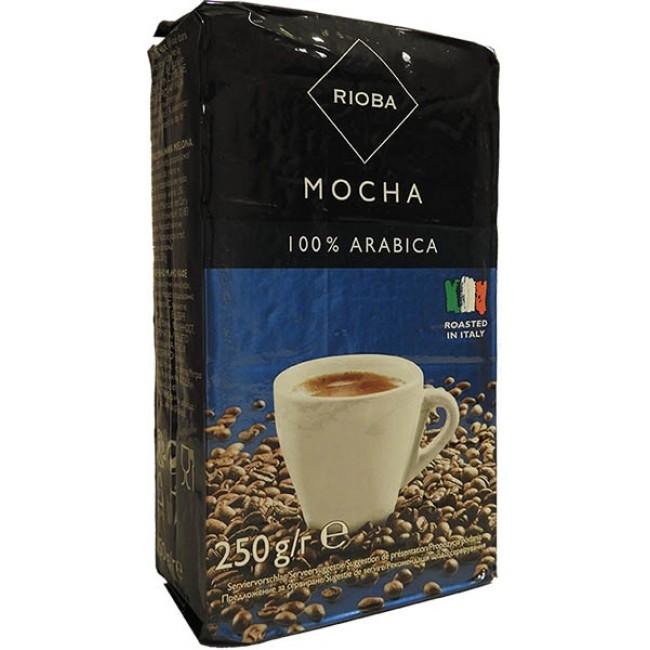 Rioba Mocha Ground Coffee 250g
