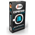 Segafredo Decaffeinato Nespresso Compatible Coffee Capsules - 10pcs